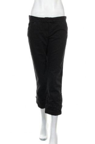 Дамски панталон Sportmax, Размер M, Цвят Черен, Памук, Цена 39,56лв.