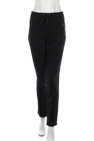 Pantaloni de femei Vero Moda, Mărime XL, Culoare Negru, 81% poliester, 15% viscoză, 4% elastan, Preț 40,29 Lei