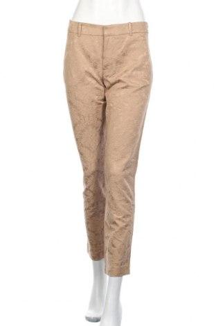 Pantaloni de femei Zara, Mărime S, Culoare Maro, Preț 106,11 Lei