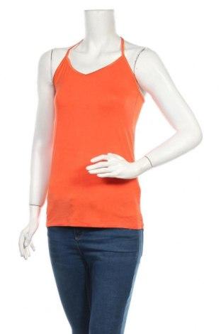 Дамски потник Culture, Размер M, Цвят Оранжев, 95% вискоза, 5% еластан, Цена 8,19лв.