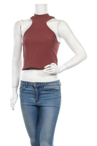 Дамски потник Zara, Размер L, Цвят Червен, 96% полиестер, 4% еластан, Цена 21,75лв.