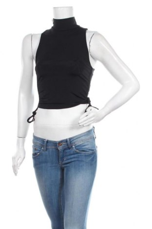 Дамски потник Zara, Размер M, Цвят Черен, 81% полиамид, 19% еластан, Цена 21,75лв.