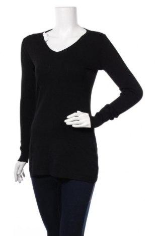 Γυναικείο πουλόβερ, Μέγεθος S, Χρώμα Μαύρο, 80% βισκόζη, 20% ελαστάνη, Τιμή 7,60€