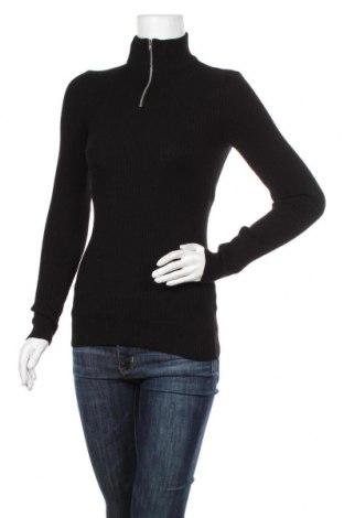 Дамски пуловер ASOS, Размер XXS, Цвят Черен, 100% акрил, Цена 33,92лв.