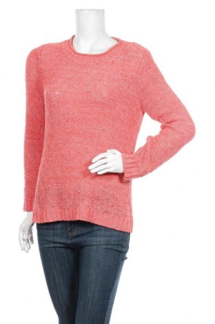 Дамски пуловер Adagio, Размер M, Цвят Оранжев, 60% полиакрил, 40% полиамид, Цена 22,05лв.