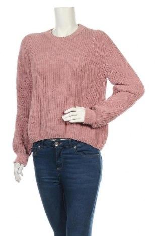 Дамски пуловер Ally, Размер S, Цвят Пепел от рози, Полиестер, Цена 28,35лв.