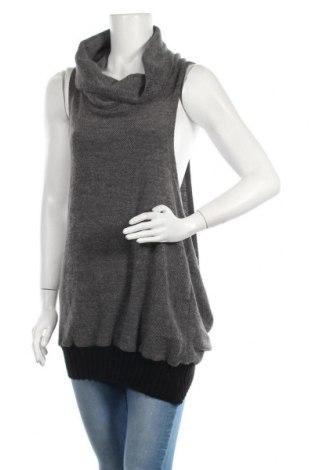 Дамски пуловер Apricot, Размер M, Цвят Сив, Цена 17,75лв.
