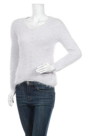 Дамски пуловер Atmosphere, Размер XS, Цвят Сив, 63% полиамид, 37% акрил, Цена 30,45лв.