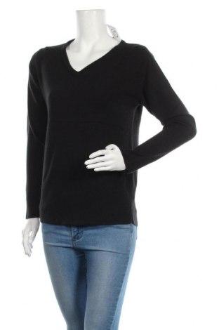Дамски пуловер Atmosphere, Размер XL, Цвят Черен, Акрил, Цена 23,10лв.