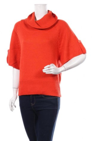 Дамски пуловер Camaieu, Размер M, Цвят Оранжев, Цена 22,94лв.
