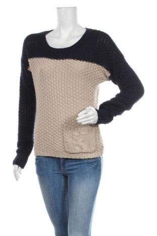 Дамски пуловер Clockhouse, Размер M, Цвят Бежов, Цена 28,93лв.