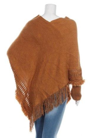 Pulover de femei Cream, Mărime M, Culoare Maro, Acrilic, Preț 268,91 Lei