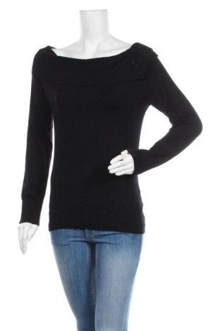 Дамски пуловер Esprit, Размер L, Цвят Черен, 100% полиакрил, Цена 24,15лв.
