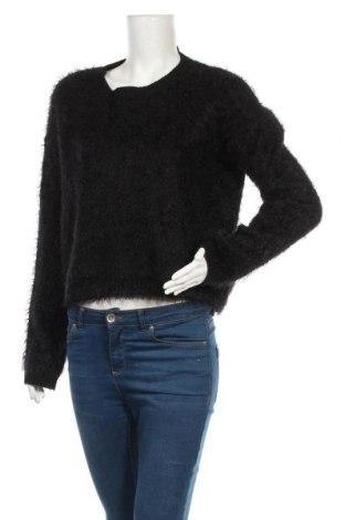 Дамски пуловер Esprit, Размер M, Цвят Черен, 55% акрил, 45% полиамид, Цена 28,35лв.