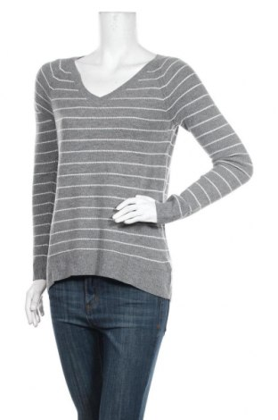Дамски пуловер Gap, Размер XS, Цвят Сив, 55% полиамид, 30% мерино, 15% акрил, Цена 23,94лв.