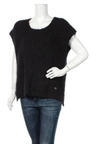 Дамски пуловер Lissa Tossa, Размер XL, Цвят Черен, 65% полиамид, 35% полиакрил, Цена 29,40лв.