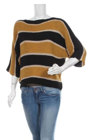 Дамски пуловер Lola Liza, Размер M, Цвят Многоцветен, 84% акрил, 8% вълна, 8% вискоза, Цена 23,10лв.