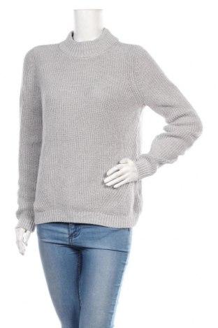 Dámský svetr Montego, Velikost S, Barva Šedá, 57% bavlna, 38% Polyacryl, 5% polyester, Cena  147,00Kč