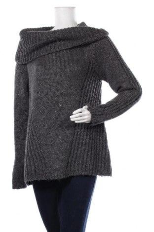 Дамски пуловер My Own, Размер XL, Цвят Сив, 40% вискоза, 20% полиакрил, 15% мохер, 15% полиамид, 10% полиестер, Цена 25,20лв.