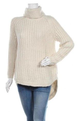 Pulover de femei ONLY, Mărime S, Culoare Ecru, 83%acril, 17% poliester, Preț 170,23 Lei