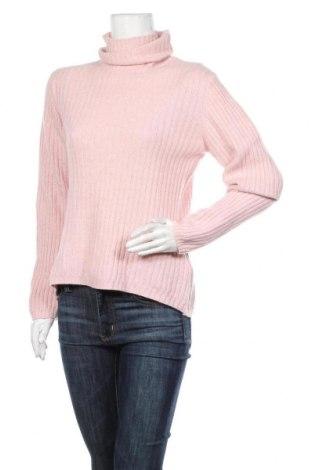 Дамски пуловер TCM, Размер M, Цвят Розов, 40% кашмир, 40% полиамид, 20% вълна, Цена 31,92лв.