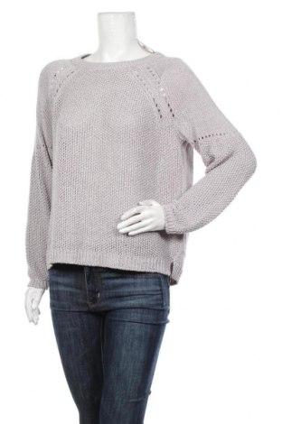 Дамски пуловер TCM, Размер L, Цвят Сив, 90% полиакрил, 10% полиамид, Цена 21,74лв.