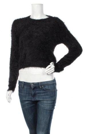 Γυναικείο πουλόβερ Tom Tailor, Μέγεθος M, Χρώμα Μαύρο, Τιμή 24,03€