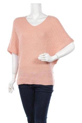 Дамски пуловер Y.Yendi, Размер M, Цвят Розов, Цена 6,50лв.