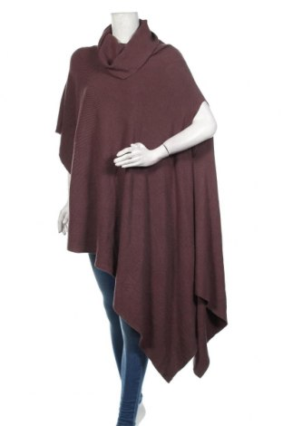 Дамски пуловер Zara, Размер S, Цвят Кафяв, 47% вискоза, 27% полиестер, 26% полиамид, Цена 57,67лв.