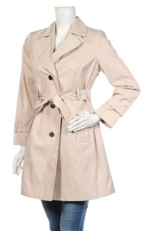 Дамски шлифер Dorothy Perkins, Размер M, Цвят Бежов, 59% памук, 41% полиестер, Цена 55,50лв.