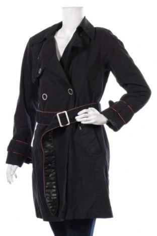 Дамски шлифер Khujo, Размер S, Цвят Черен, Памук, Цена 224,25лв.