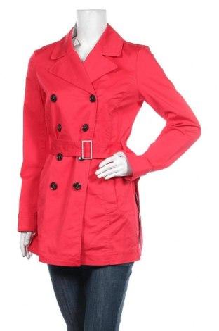 Дамски шлифер Marc O'Polo, Размер S, Цвят Червен, 60% памук, 40% полиестер, Цена 224,25лв.