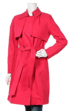 Дамски шлифер Superdry, Размер M, Цвят Розов, 78% памук, 2% вискоза, 2% еластан, Цена 147,95лв.