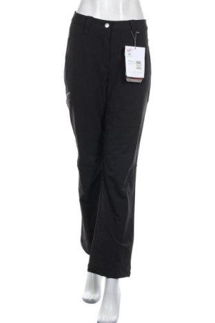 Дамски спортен панталон Vaude, Размер XL, Цвят Черен, 93% полиамид, 7% еластан, Цена 72,45лв.