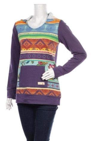 Hanorac de femei Desigual, Mărime M, Culoare Multicolor, 95% bumbac, 5% elastan, Preț 182,90 Lei