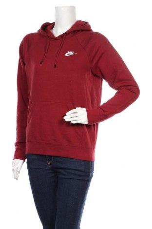 Dámská mikina  Nike, Velikost S, Barva Červená, Cena  1000,00Kč