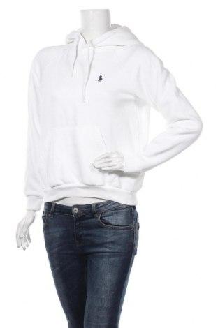 Дамски суичър Polo By Ralph Lauren, Размер S, Цвят Бял, 84% памук, 16% полиестер, Цена 119,25лв.