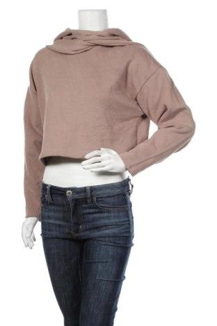 Дамски суичър Zara, Размер S, Цвят Сив, 50% полиестер, 50% памук, Цена 44,25лв.