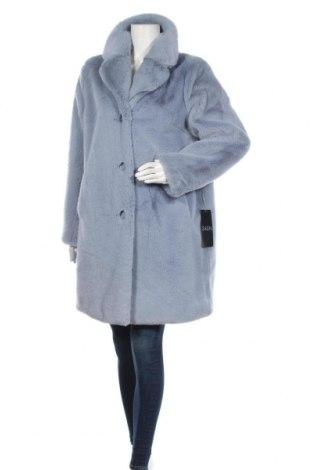 Dámský kabát , Velikost M, Barva Modrá, Polyester, Cena  997,00Kč