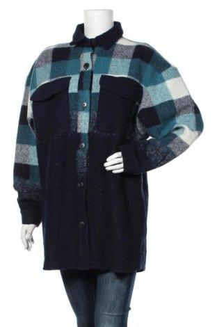 Дамско палто, Размер S, Цвят Многоцветен, Цена 47,60лв.