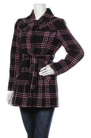 Дамско палто, Размер XS, Цвят Черен, Цена 30,87лв.