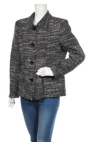 Дамско палто Adagio, Размер XL, Цвят Многоцветен, 65% акрил, 20% полиестер, 15% памук, Цена 31,08лв.