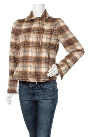 Дамско палто Aigner, Размер M, Цвят Многоцветен, 80% вълна, 20% полиамид, Цена 99,96лв.