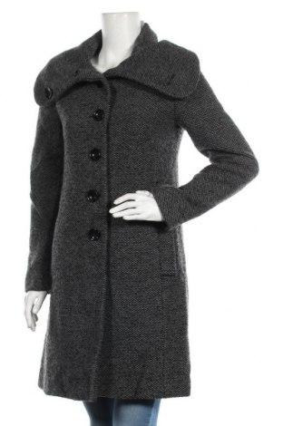 Дамско палто Andrews, Размер M, Цвят Сив, 70% вълна, 30% полиестер, Цена 46,20лв.