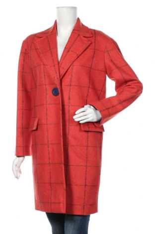 Palton de femei Cacharel, Mărime S, Culoare Portocaliu, 72% lână, 28% poliamidă, Preț 1.017,01 Lei