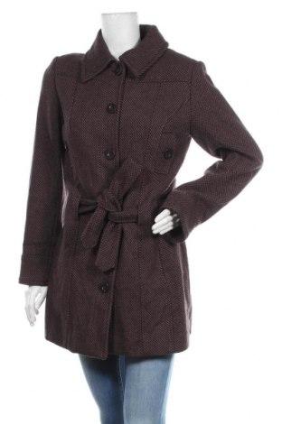 Дамско палто Casa Blanca, Размер S, Цвят Кафяв, 60% вълна, 40% вискоза, Цена 52,87лв.