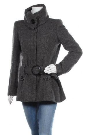 Дамско палто Casa Blanca, Размер M, Цвят Сив, Цена 58,28лв.