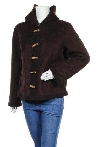 Дамско палто Casa Blanca, Размер XL, Цвят Кафяв, Цена 42,53лв.