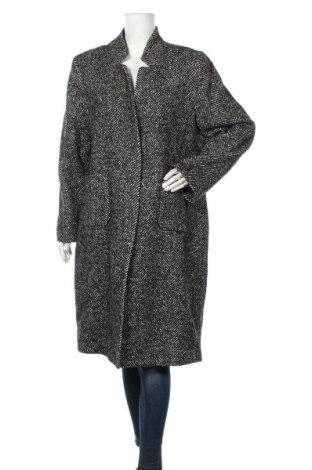 Dámský kabát  Cortefiel, Velikost XXL, Barva Bílá, 52%acryl, 21% polyester, 17% vlna, 6% polyamide, 2% bavlna, 2% viskóza, Cena  2163,00Kč