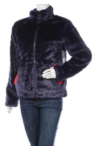 Дамско палто Fila, Размер XS, Цвят Син, Полиестер, Цена 68,37лв.